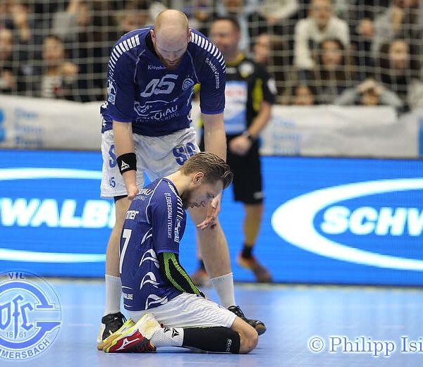 Gummersbach kassiert Niederlage gegen Erlangen